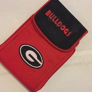 Handbags - GA BULLDOGS clutch